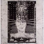 Brain Salad Surgery Etching 59x45cm 1992