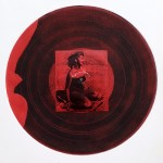 Record 18 Intaglio And Chine Colle 30x30cm 1997