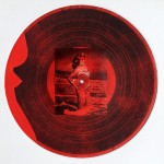 Record 20 Intaglio And Chine Colle 30x30cm 1997