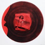 Record 22 Intaglio And Chine Colle 30x30cm 1997
