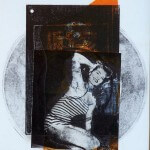 Record 23 Intaglio And Chine Colle 25x20cm 1997