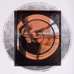 Record 25 Intaglio And Chine Colle 20x20cm 1997