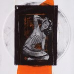 Record 27 Intaglio And Chine Colle 25x20cm 1997