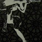 Revelation2 no31, 19x12cm, Mixed-media Print, 2012