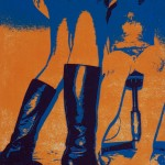In Sector 17 no1,4 , silkscreen, 20x15cm, 2006