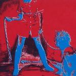 In Sector 17 no5,3 , silkscreen, 15x20cm, 2006