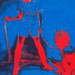 In Sector 17 no5,4 , silkscreen, 15x20cm, 2006