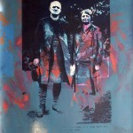 Reverend Stringer And His Wife no2 84x60cm 1996 Mixed-media Print