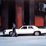 Gang Boss 2, 2010, Enamel On Board, 40x60cm