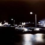 Night Drive, 2010, Enamel On Board, 40x60cm