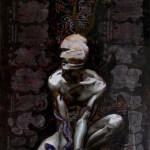 Shaman Enamel On Board 1,2x1,8m